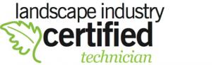 Landscape industry certified technician